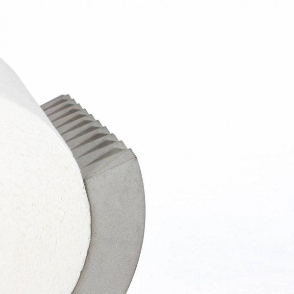 Lyon-Beton-DB-09170-Hangende-Toiletrolhouder-Cloud-XS-Grijs