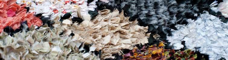 Geef oude kleding een tweede leven